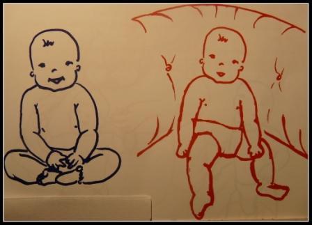 Polohovanie vo vývoji detí