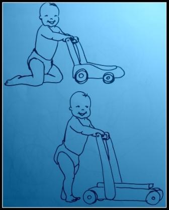 polohovanie vo vývoji deti, skenar terapia